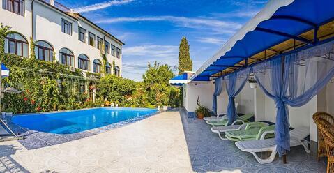 Продам элитную, видовую квартиру в частном домовладении в Партените - Фото 1