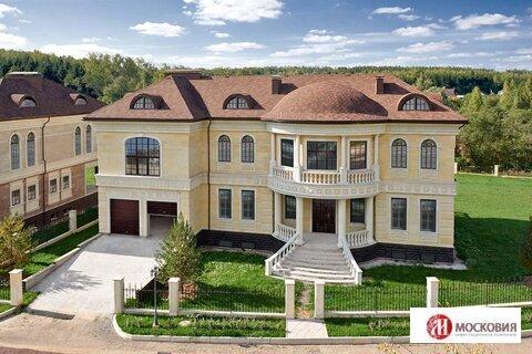 Большой дом 1319 кв.м. на участке 44 сотки - Фото 1