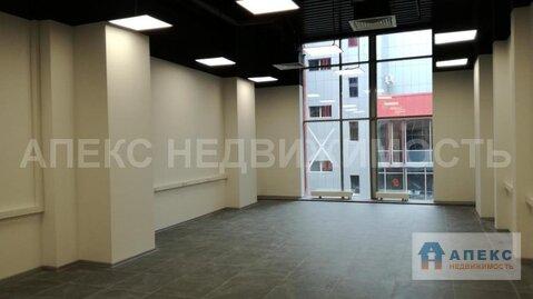 Продажа помещения пл. 78 м2 под офис, м. Калужская в бизнес-центре . - Фото 3