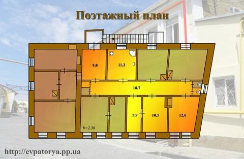 Три комнаты в исторической части Евпатории в 5 минутах от моря - Фото 2