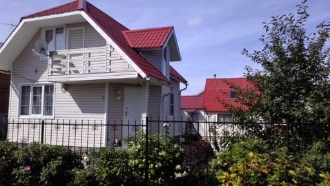 Продается участок с домом рядом с озером Сенеж - Фото 1