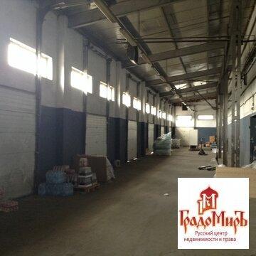Сдается склад, Сергиев Посад г, 2400м2 - Фото 2