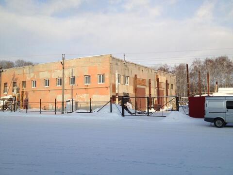 Продажа производственного помещения, Тюмень, Ялуторовский - Фото 1