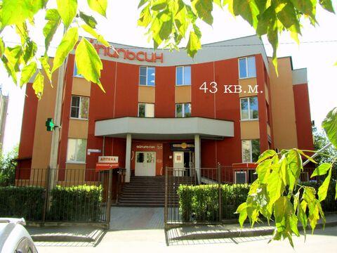 43 кв. м аренда офиса в БЦ на Речной с юридическим адресом - Фото 1