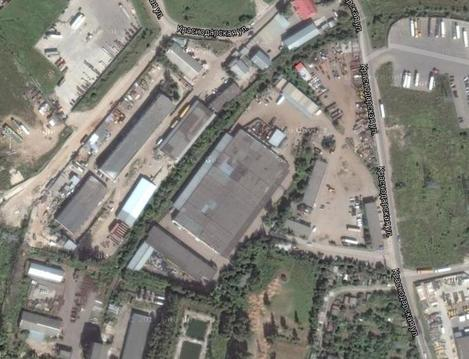 Производственно-складской комплекс 11 325 м2 в Домодедово, - Фото 2