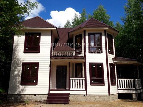 Новый загородный дом для постоянного проживания с панорамными окнами н - Фото 2