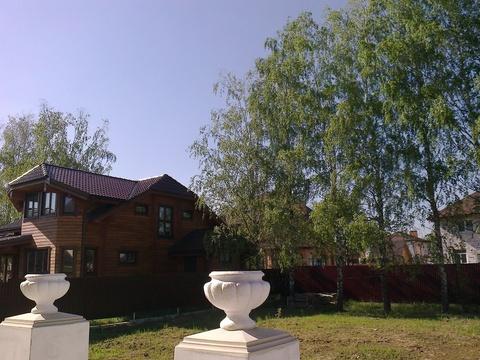 Коттедж, Минское ш, 28 км от МКАД, коттеджный поселок Клубничные Поля, . - Фото 2