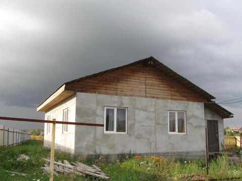 Дом в г.Арамиль, ул.Свободы, на береку реки - Фото 1