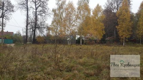 Участок 24 сотки на опушке в деревне Старокурово Ступинский район - Фото 2