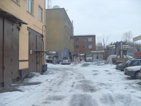 Гаражный бокс 152 кв. ул. Предзаводская - Фото 1