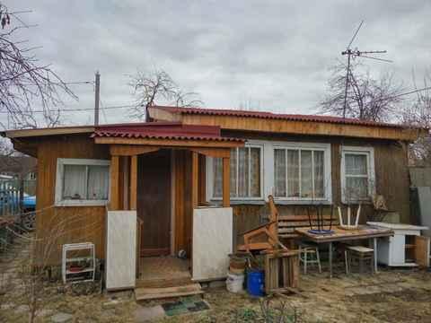 Дача на участке 6 соток в черте Подольска, Шепчинки, ул. Загородная - Фото 1