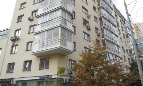 2-комнатная квартира в доме бизнесс-класса на Трифоновской/м.Рижская/ - Фото 1