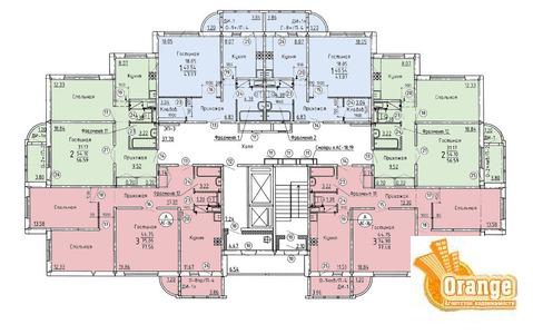 Продается 3-х комнатная квартира г. Щелково, мкр. Соболевка, д. 2 - Фото 3