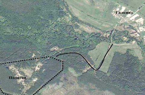 Продается земля 3824 соток, деревня Галкино - Фото 3