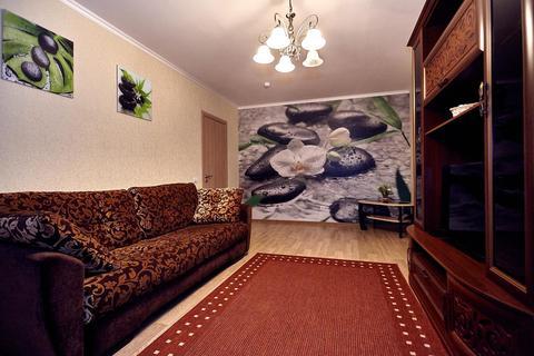 Двухкомнатная квартира посуточно на Энке, рядом с трц Красная площадь - Фото 3