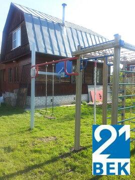 В Конаковском районе, в СНТ « Медик»продается 2-х этажный дачный дом с - Фото 2