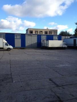 Продам складское помещение 4600 кв.м, м. Комендантский проспект - Фото 2