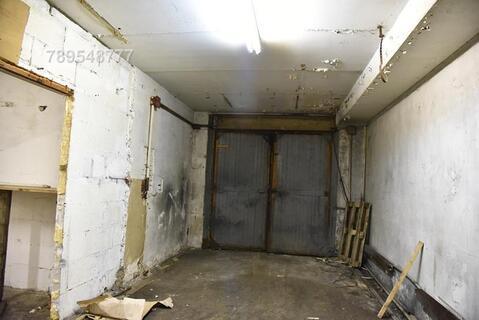 Отдельное 3-х этажное здание под пищевое производство или склад, отапл - Фото 1