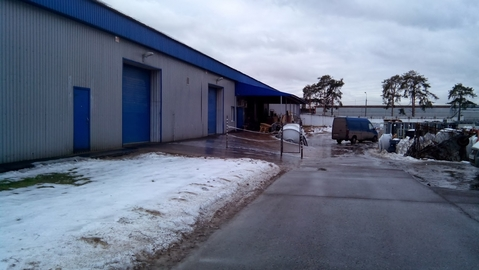 Современный складской комплекс в Томилино - Фото 1