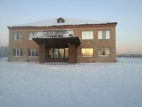 Здание 1000 кв.м. - Фото 1
