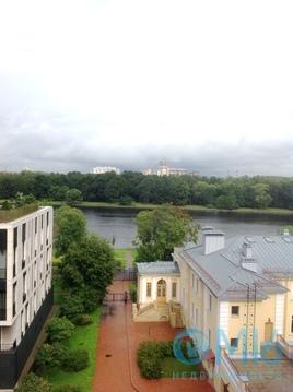Видовая трехкомнатная квартира с террасой - Фото 4