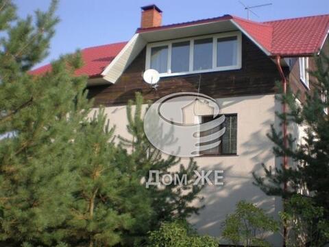 Предлагается в аренду коттедж, Киевское шоссе, 20 км. от МКАД, . - Фото 1
