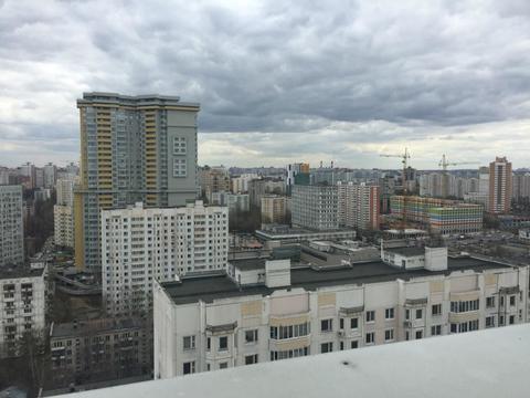 Продается Пентхаус без отделки, г. Москва, ул. Ярцевская, д. 27 - Фото 1