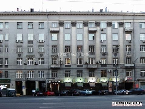 Продажа квартиры, м. Смоленская, Смоленский б-р.