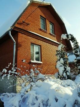 Продам дом 100 кв.м. на 6 сот. Одинцовский р-н СНТ Здравница - Фото 1