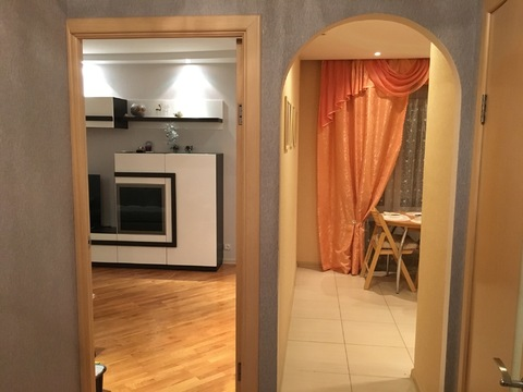 Сдаётся 2-х комнатная квартира 8 мин.пешком от метро Текстильщики - Фото 5