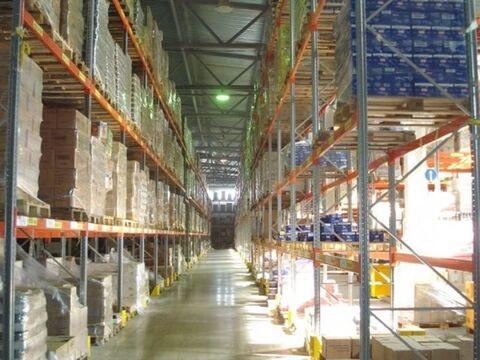 Сдам складское помещение 1401 кв.м, м. Бухарестская - Фото 2