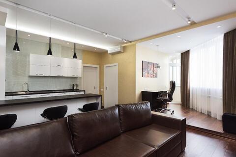 F-Сenter в Аренду двух-комнтаная квартира. Элитный дом ЖК Панорама - Фото 4