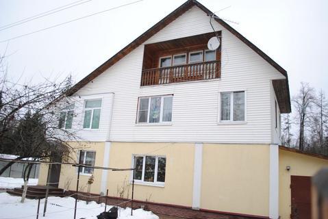Жилой дом с пропиской, рядом с городом Голицыно, Одинцовского района - Фото 1