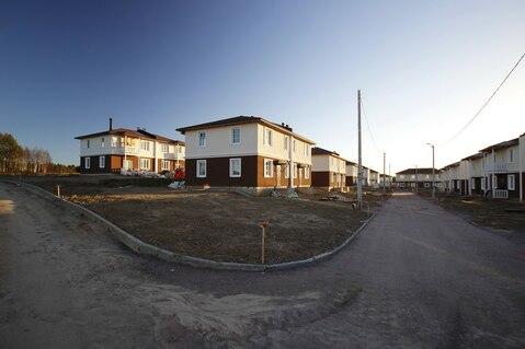 Продается Таун-хаус 77 м2 с инд уч 2 сот в кп Смольный в 18 км от КАД - Фото 2