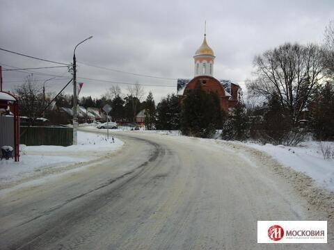Земельный уч. 15 соток ИЖС, Подольск, 16 км от МКАД Варшавское шоссе - Фото 1