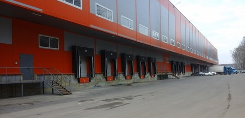 Складской комплекс 23000 кв.м. с окупаемостью 6,8 лет - Фото 1