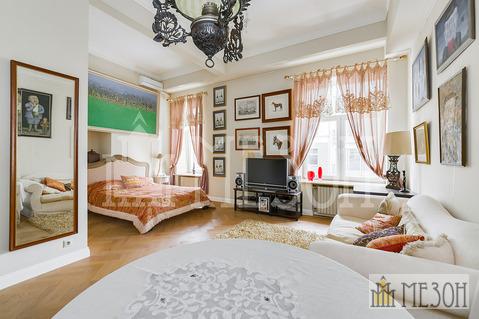 Продается чудесная квартира-студия в фасадном доме на Поварской. - Фото 1