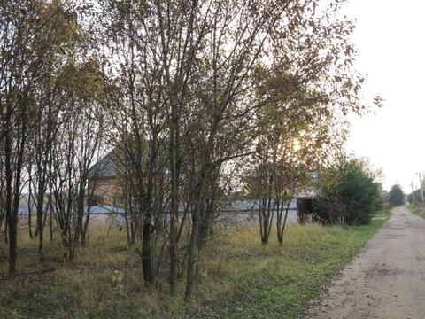 15 соток на Москве реке (2 линия), деревня Никифоровское, ИЖС. - Фото 5
