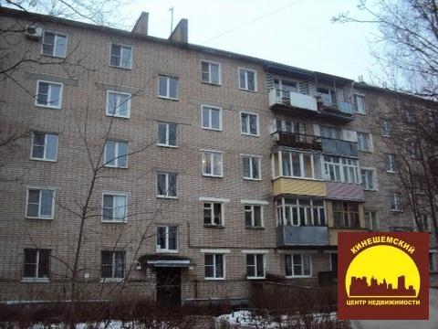 1-комнатная квартира Заволжск