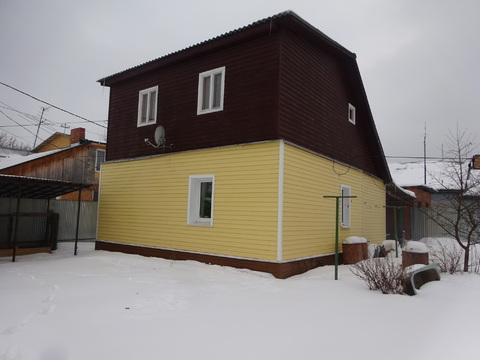 Дом г. Серпухов, р-н Заборье. - Фото 1
