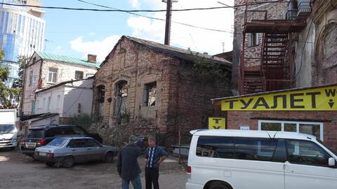 Пом.300 м2 в виде здания пристроенного, ул.Советская д.20,