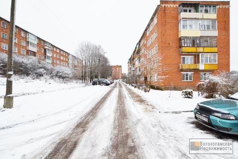 Однокомнатная квартира в городе Волоколамске на ул.Свободы - Фото 1