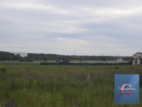Земельный участок в д.Лисицыно в 95 км. от МКАД Щелковского ш. - Фото 1