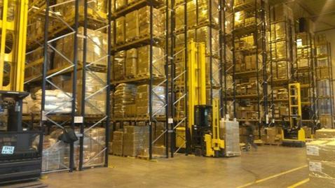 Сдам складское помещение 2300 кв.м, м. Комендантский проспект - Фото 2