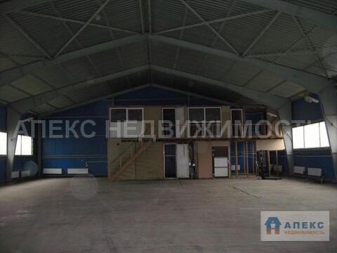 Аренда помещения пл. 974 м2 под склад, производство, , офис и склад . - Фото 5