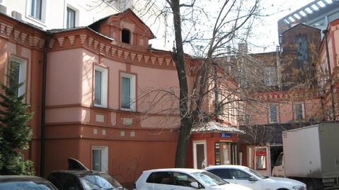 Продажа двухэтажного здания. Новослободская улица, дом 20, стр. 6. - Фото 2