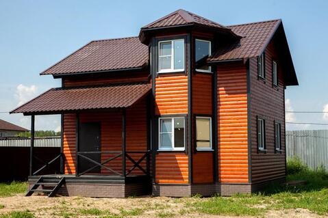 Дом 100 кв.м. с участком 6 соток ул.Ступинская г.Чехов - Фото 1