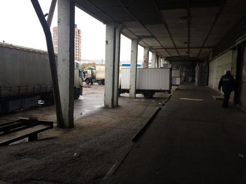 Склад 640 м2, 1 этаж, Кубинская ул. - Фото 5