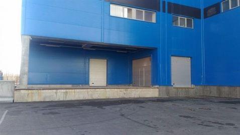 Сдам складское помещение 4000 кв.м, м. Звездная - Фото 1