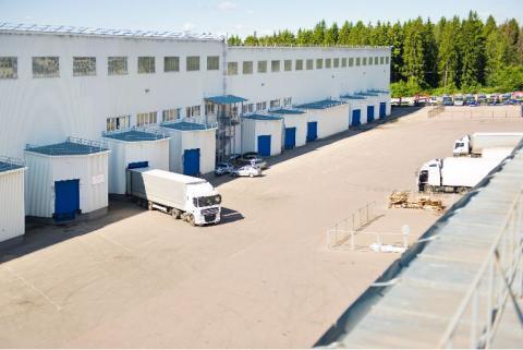 Аренда склада Минское шоссе 25 км от МКАД - Фото 1